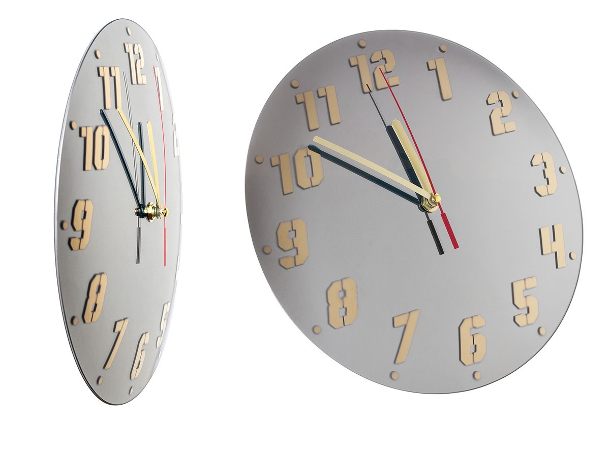 часы настенные со знаком девы