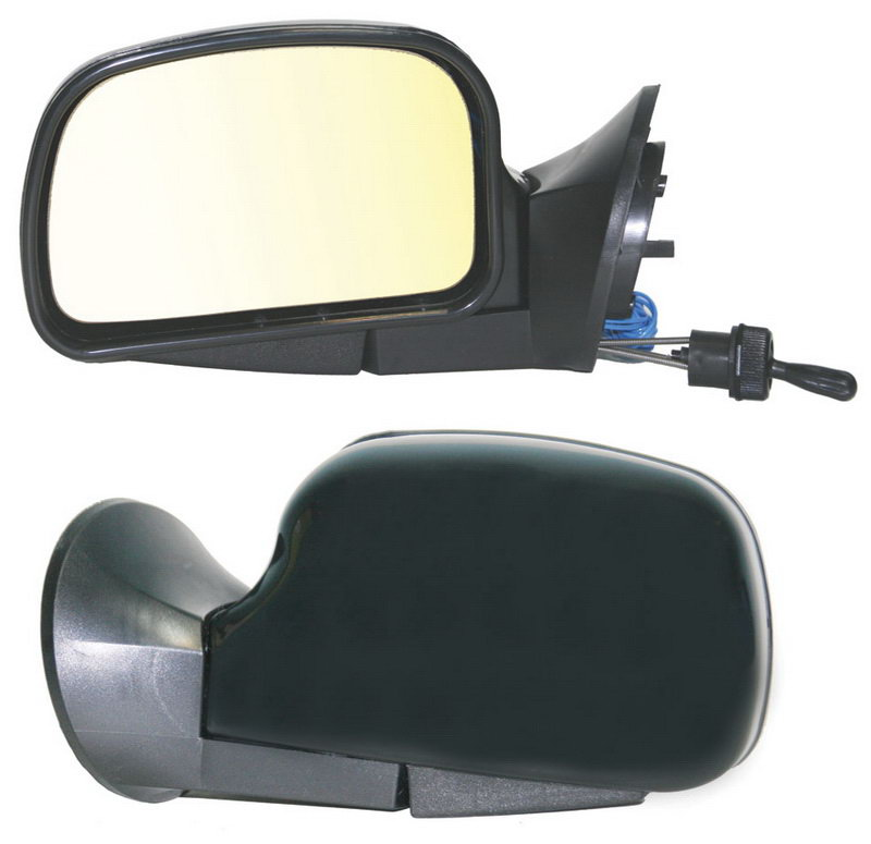 Зеркала с электроприводом для рено сандеро